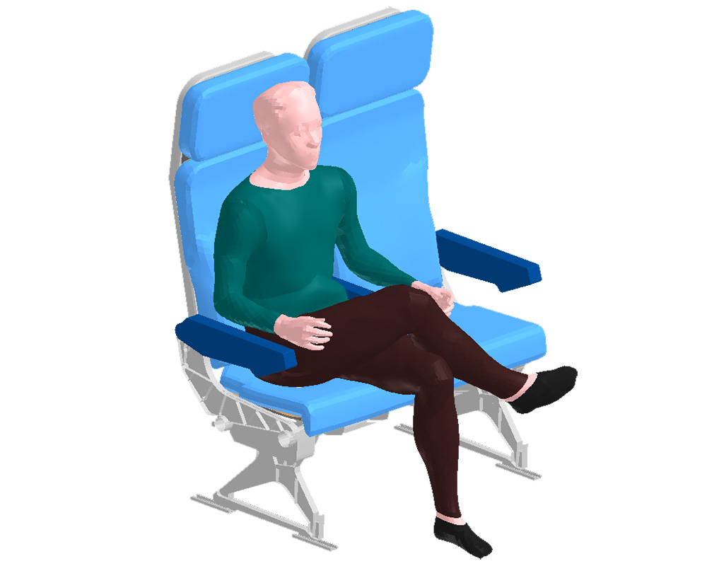 Posture and Seating Comfort