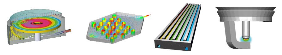 Multiphysics CFD-ACE+